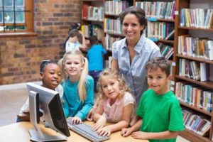 Become a School Librarian