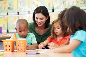 Become a Preschool Teacher