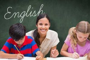 Become an English Teacher